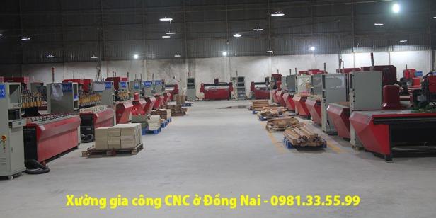 Gia công CNC ở đâu Đồng Nai - Gia công CNC giá rẻ